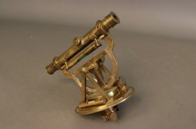 Early 19th Century Theodolite