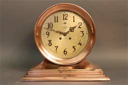 Chelsea 8-Inch Face Ship's Clock