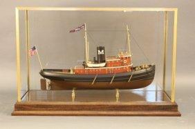 """Tug Boat """"edmond J. Moran"""""""