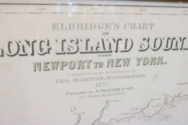 Eldridges chart of Long Island Sound - 2