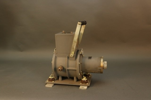 US Navy Radar Testing Unit