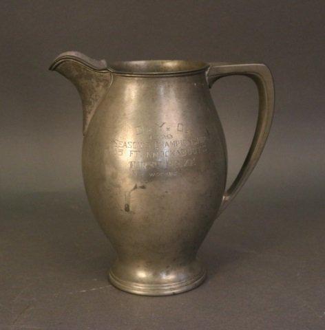 Trophy Cup, 1929
