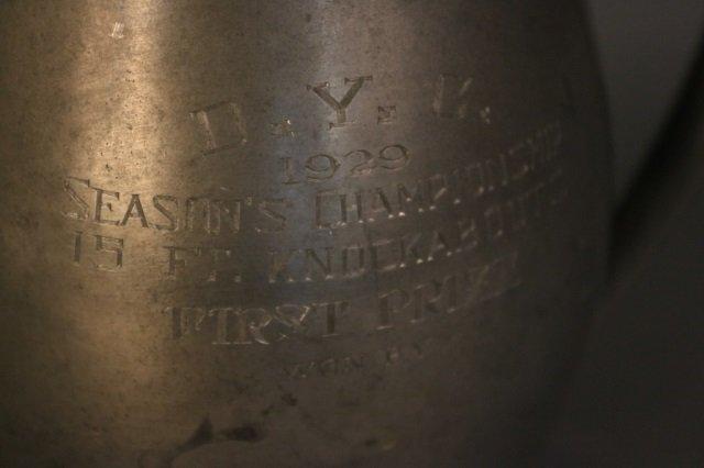 Trophy Cup, 1929 - 2