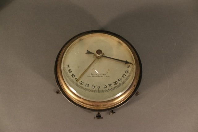 Ship's Clinometer, c. 19th Century