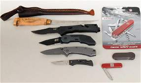 F. Martinni Finland & Other Knives