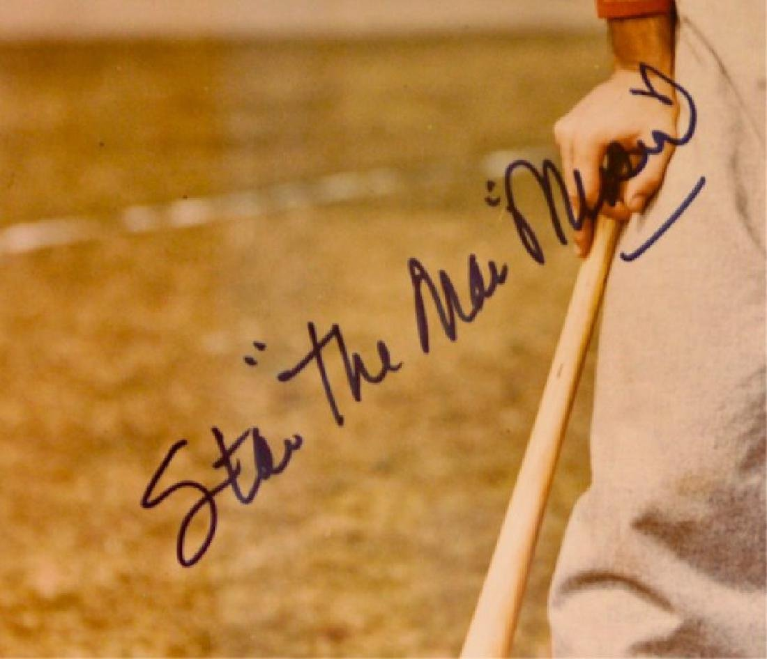 Stan Musial Autographed Photo - 4