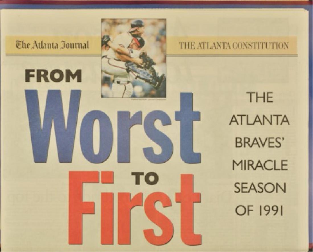 """Worst to First"" Atlanta Journal"