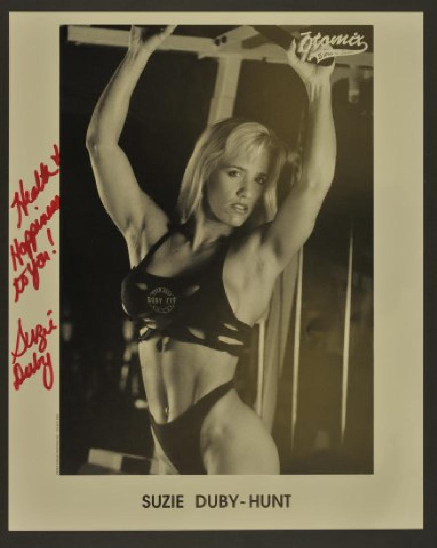 Signed Lot of Women Athlete Photos - 2
