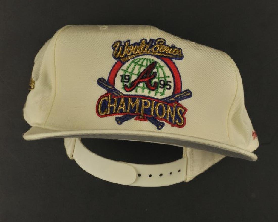 1995 World Series Hat