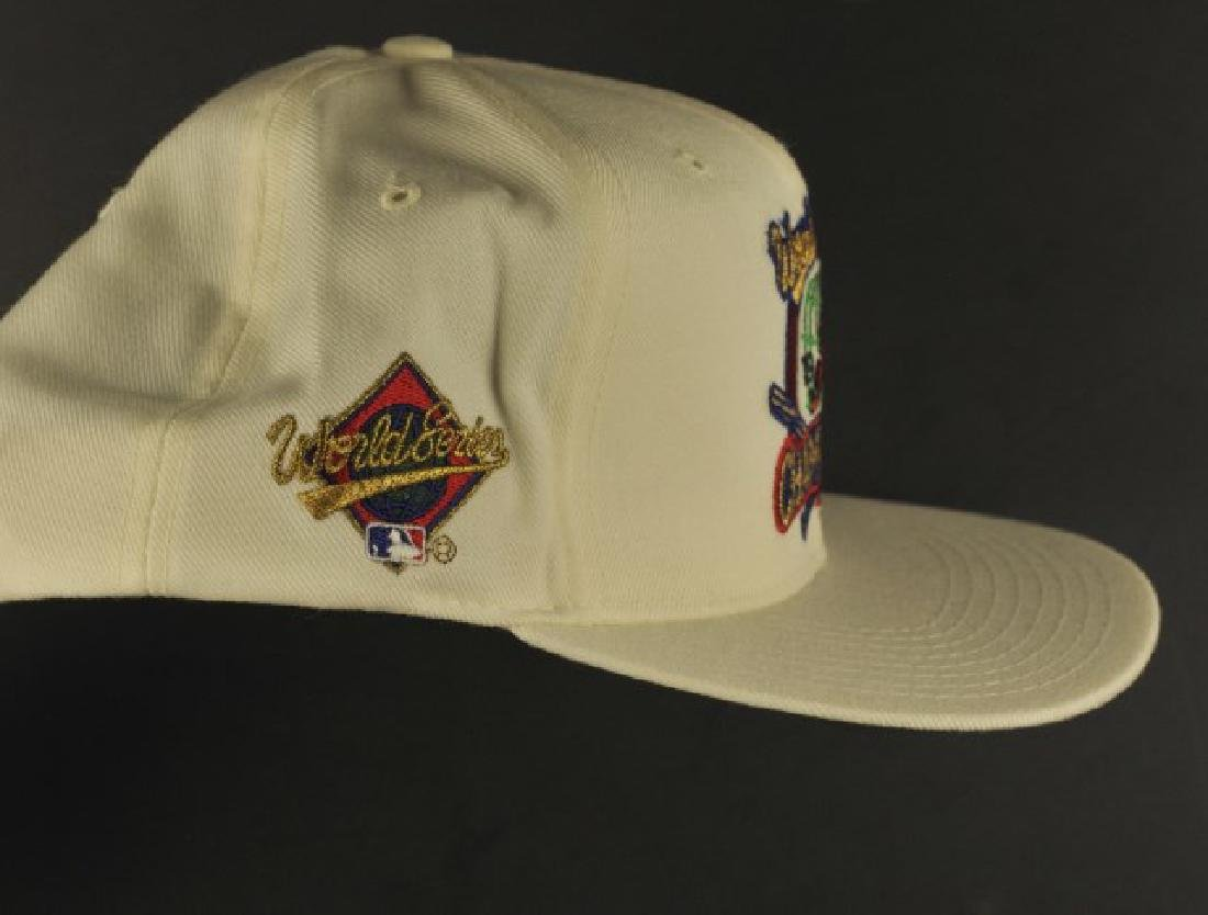1995 World Series Hat - 3