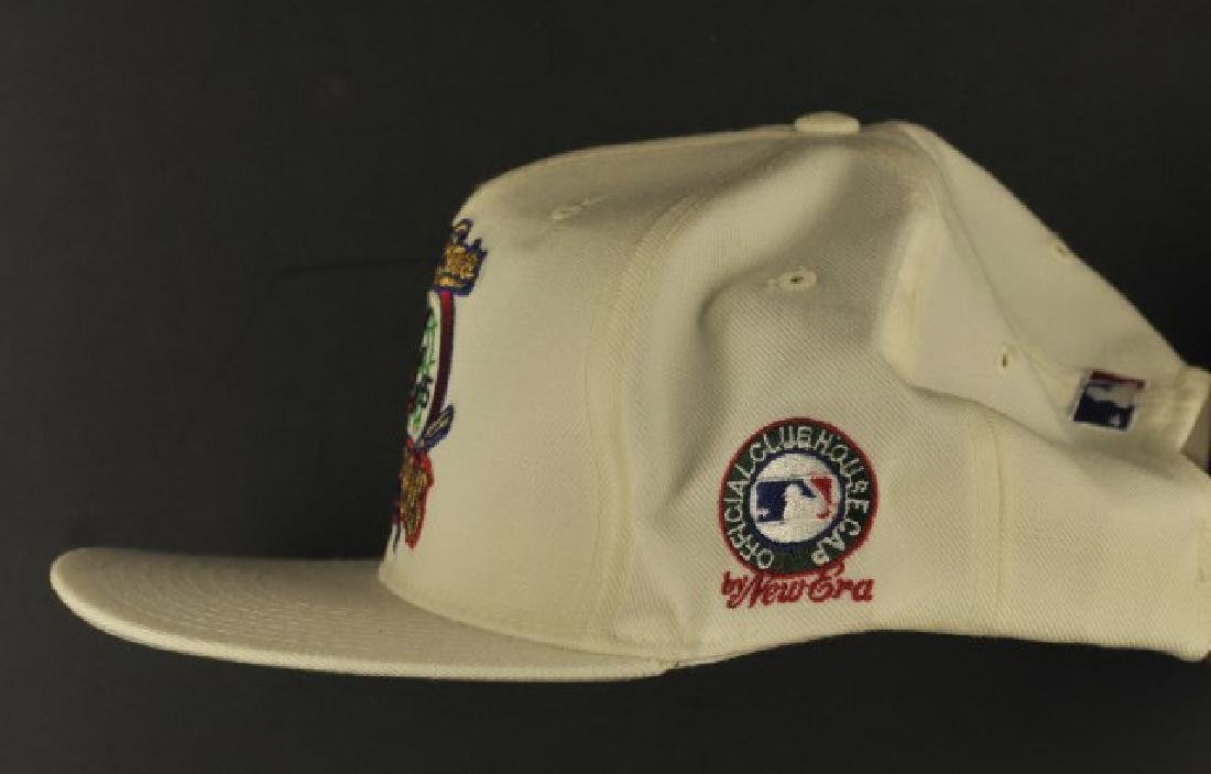 1995 World Series Hat - 4