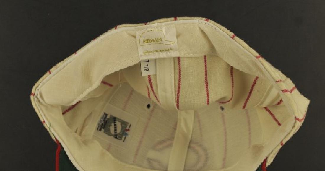 Signed Pete Rose Cincinnati Hat - 3