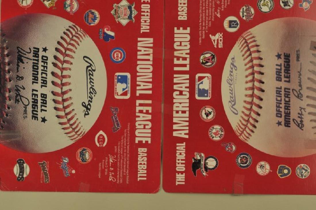 Box of 11 Baseballs