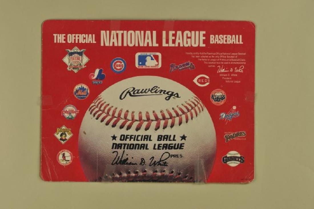 Box of 11 Baseballs - 2