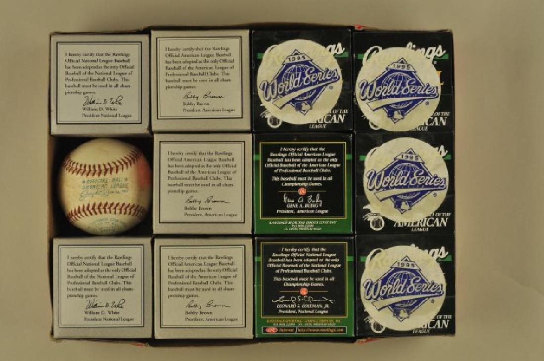 Box of 11 Baseballs - 4