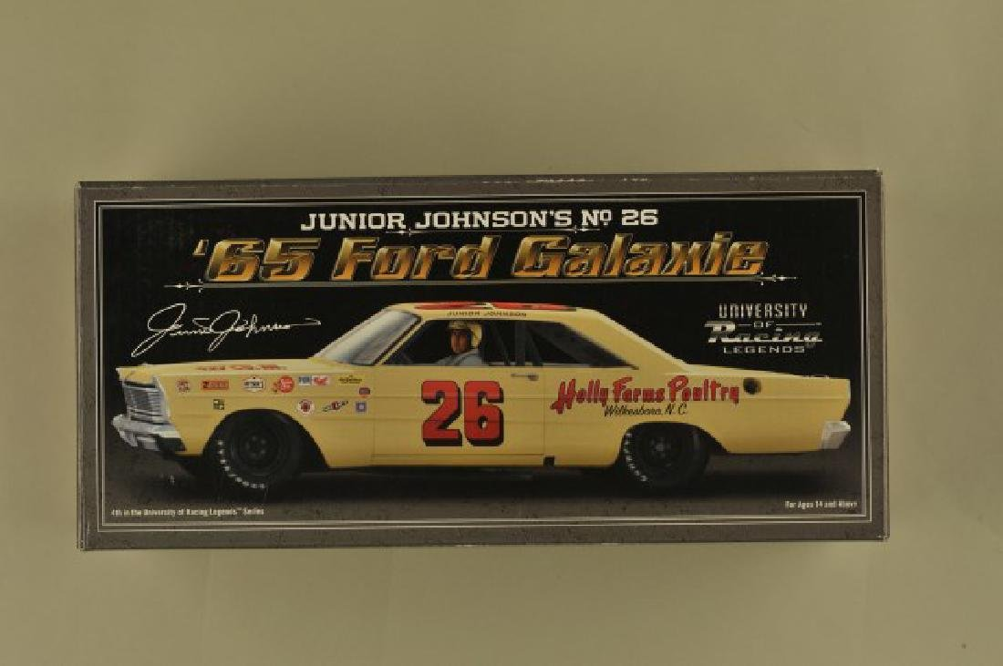Jr. Johnson '65 Ford Galaxie Model Car