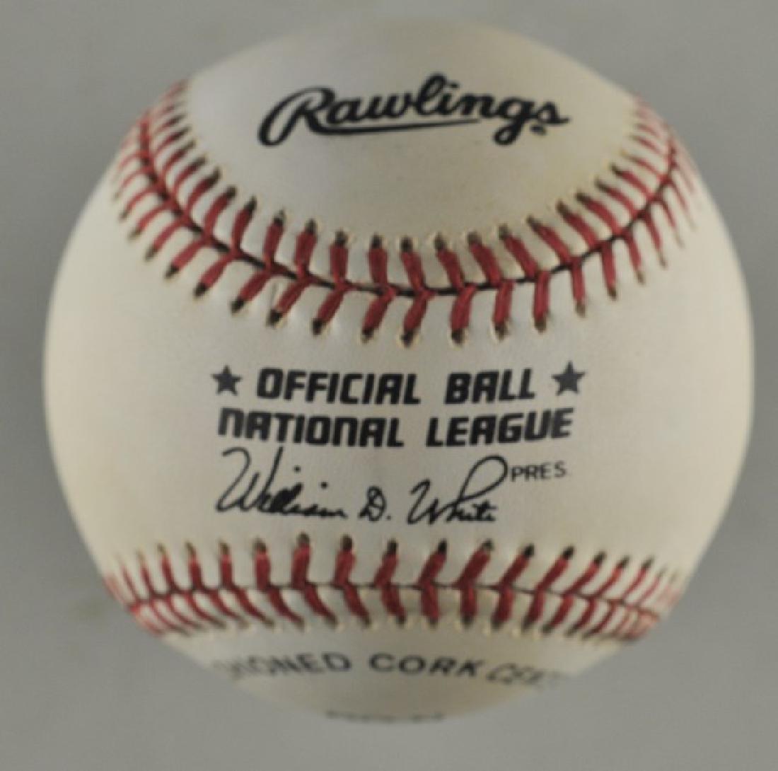 Signed Bob Gibson Baseball - 2