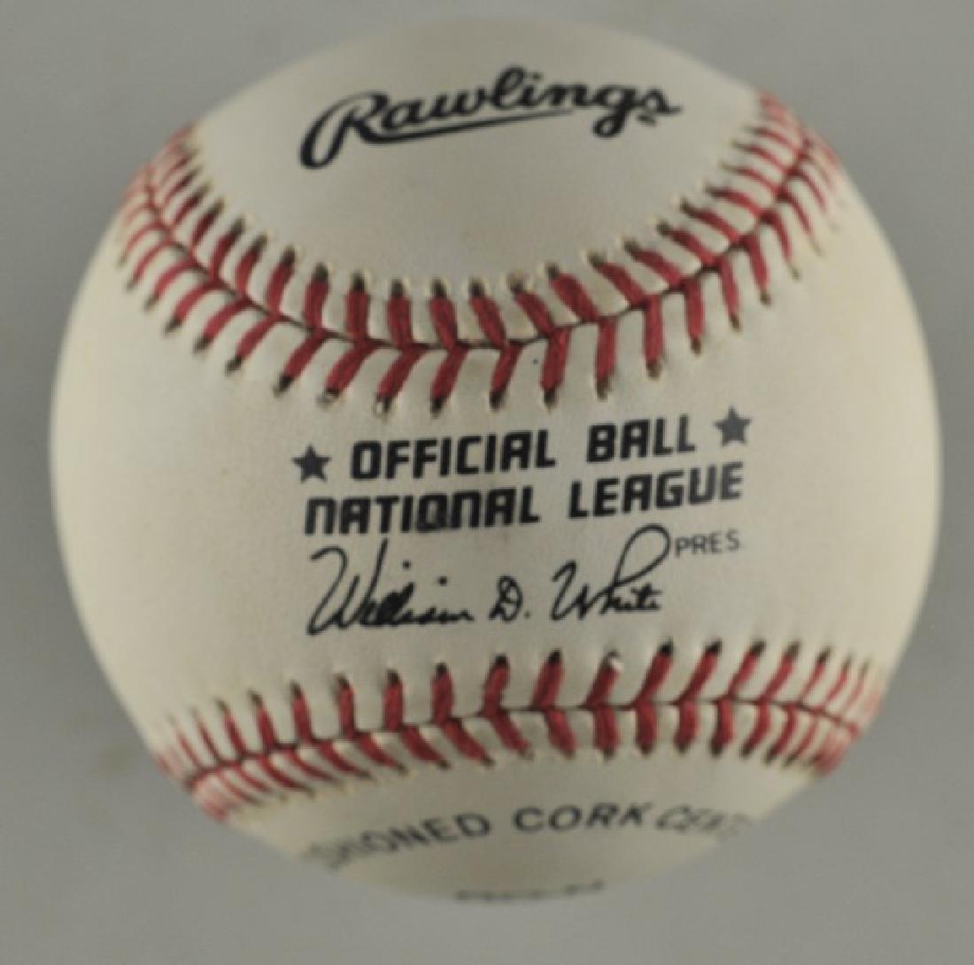Signed Willie Stargell Baseball w/ COA - 2