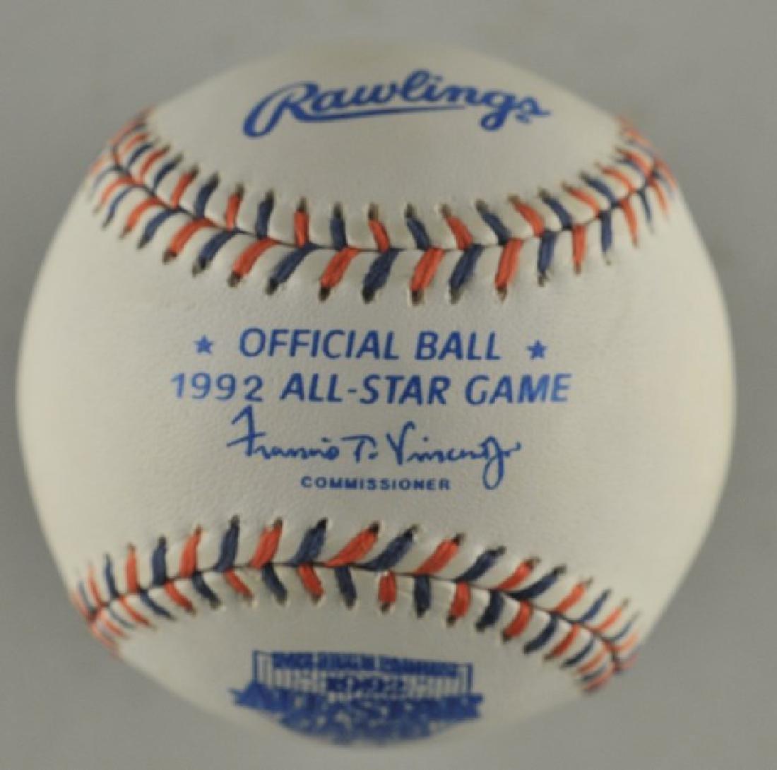 1992 Official All-Star Game Baseball