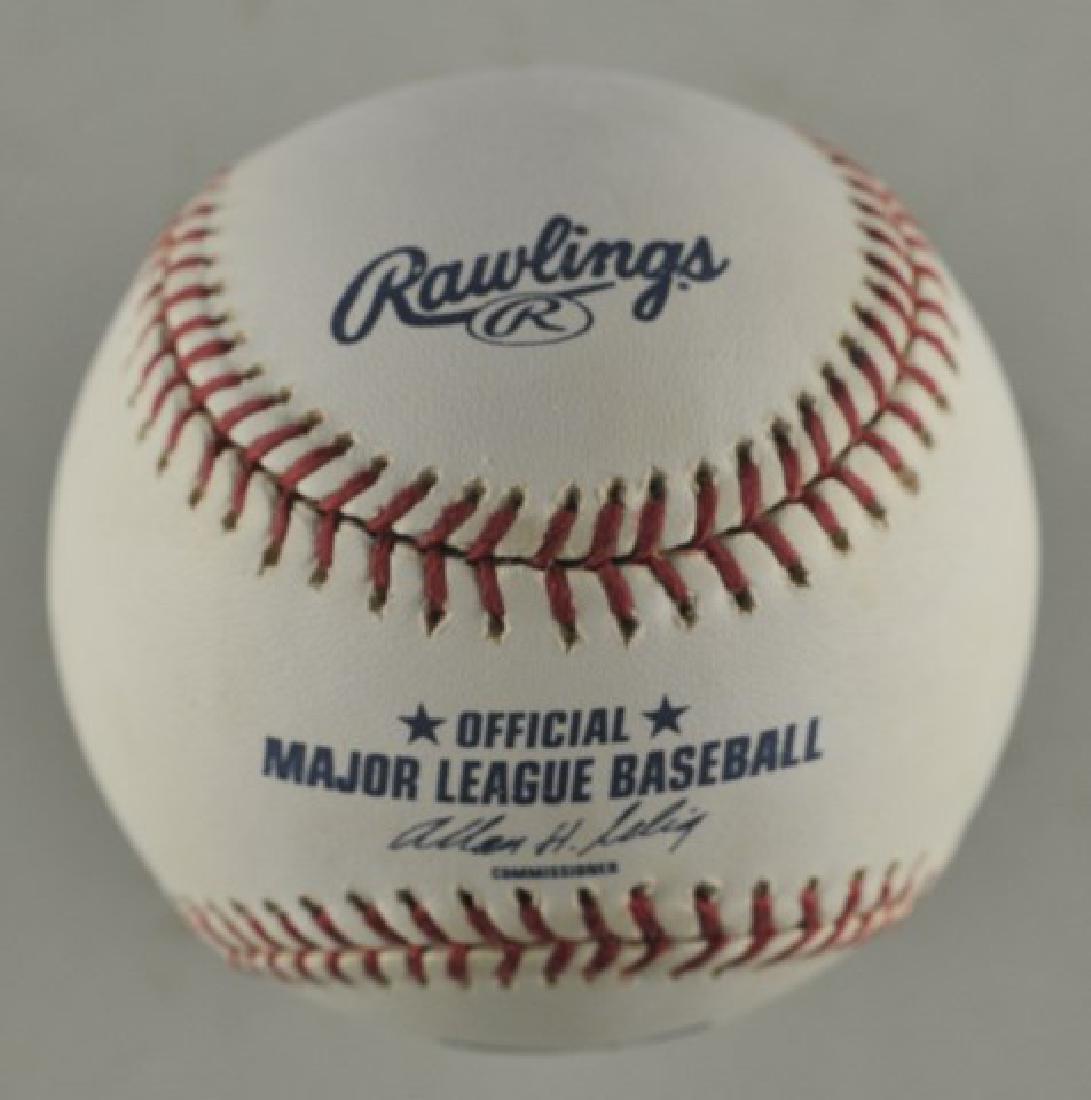 Signed Paul Molitor Baseball - 2