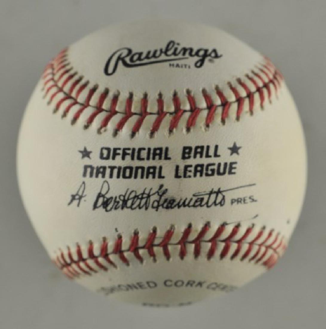 Signed Willie Mays Baseball - 2