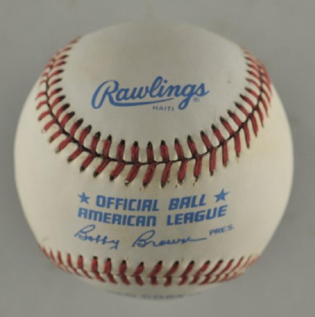 Signed Harmon Killebrew Baseball - 2