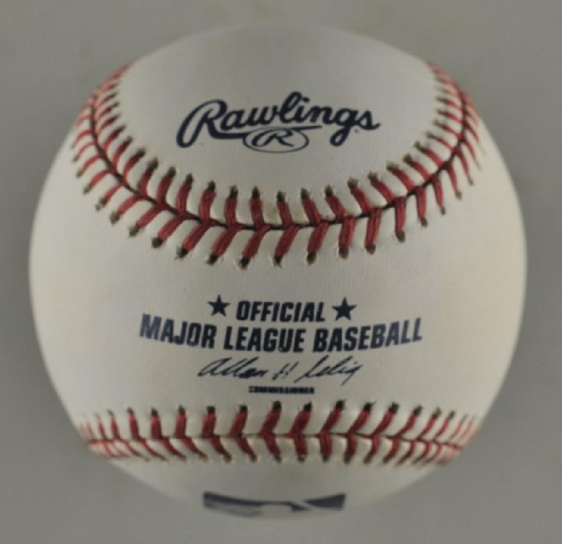 Signed Rafael Palmeiro Baseball - 2