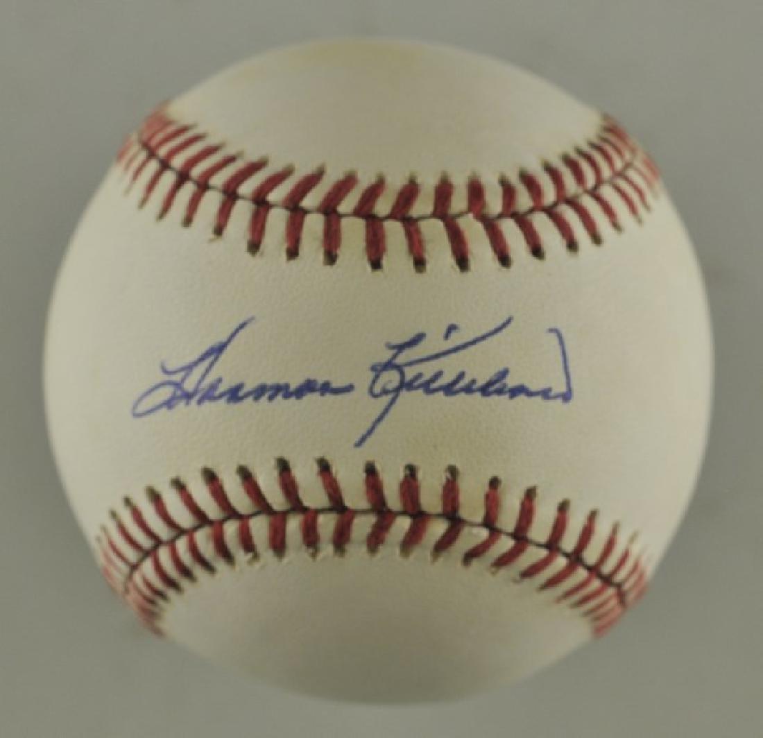 Signed Harmon Killibrew Baseball
