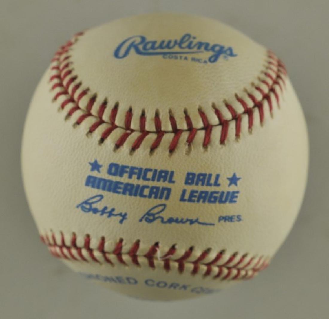 Signed Luke Appling Baseball - 2