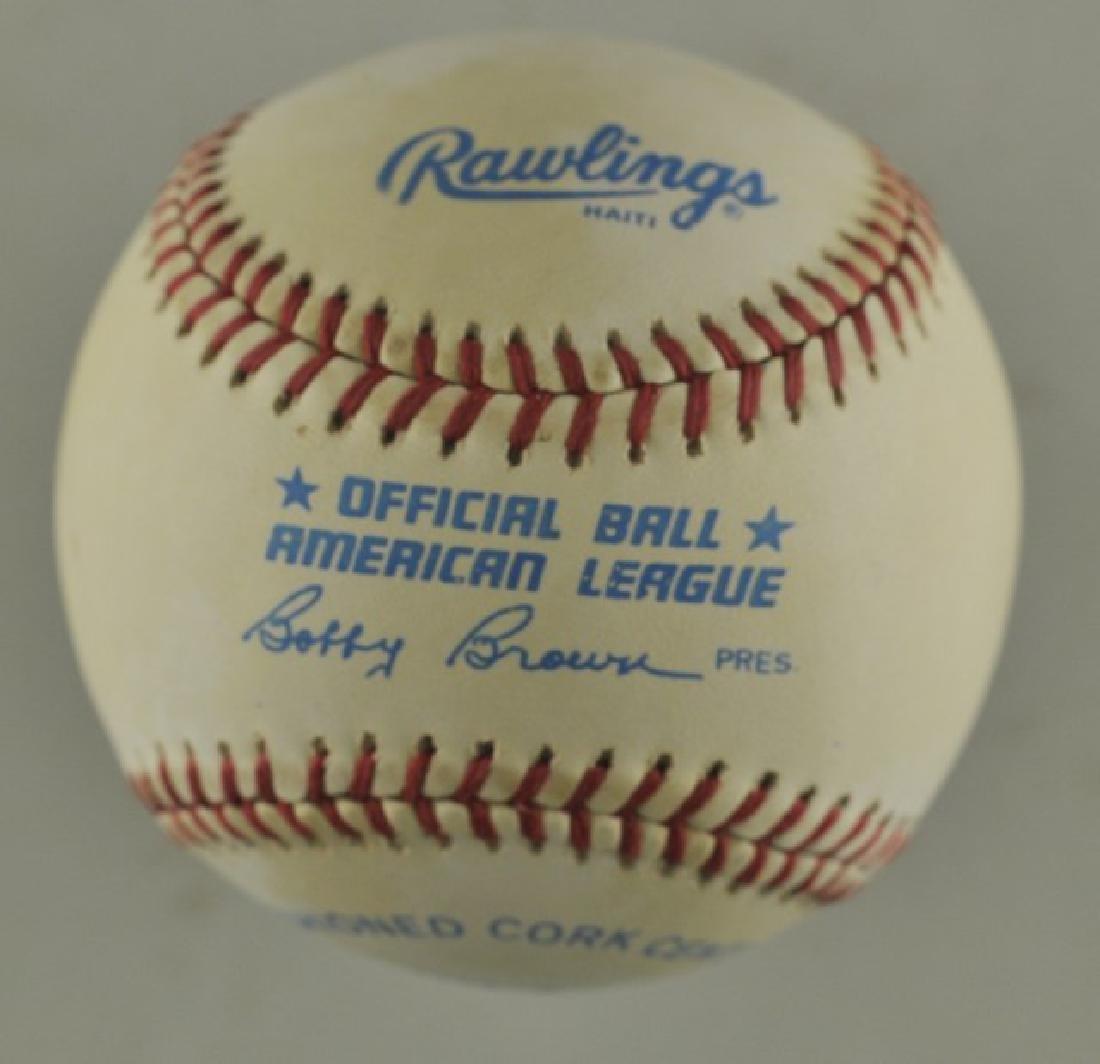 Signed Early Wynn Baseball - 2