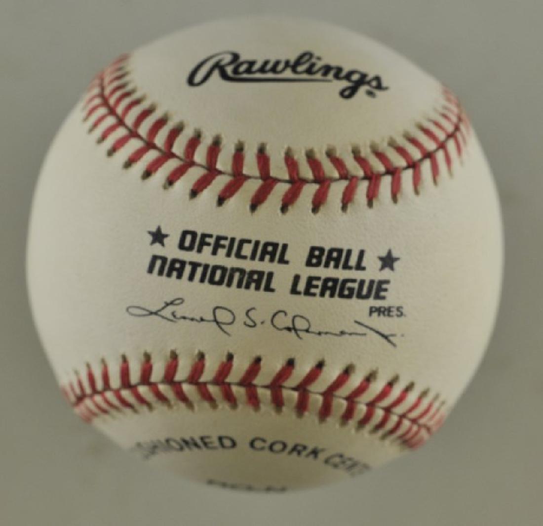Signed Kevin Millwood Baseball - 2