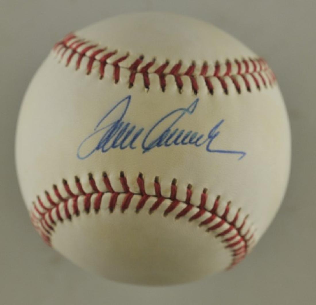 Signed Tom Seaver Baseball