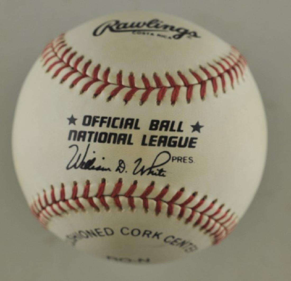 Signed Tom Seaver Baseball - 2