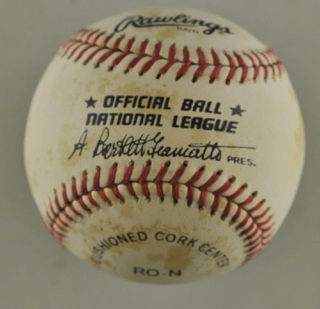 Signed Tony Gwynn Baseball - 2