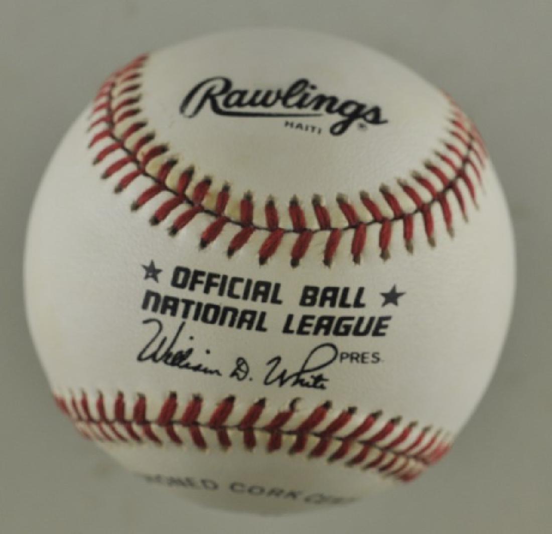 Signed Stan Musial Baseball - 2