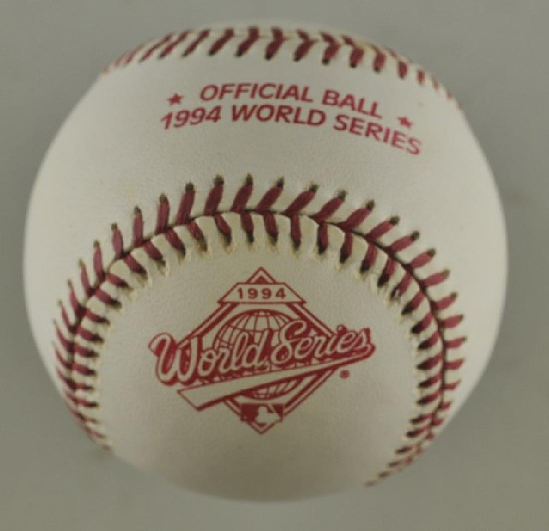 1994 World Series Baseball