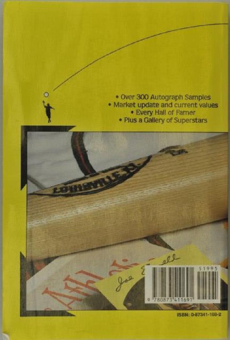 Baseball Autograph Handbook 2nd Edition - 2