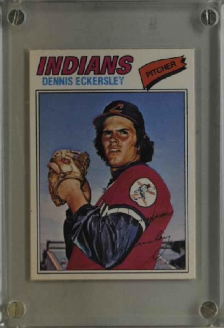 1977 Dennis Eckersley O-Pee-Chee Baseball Card