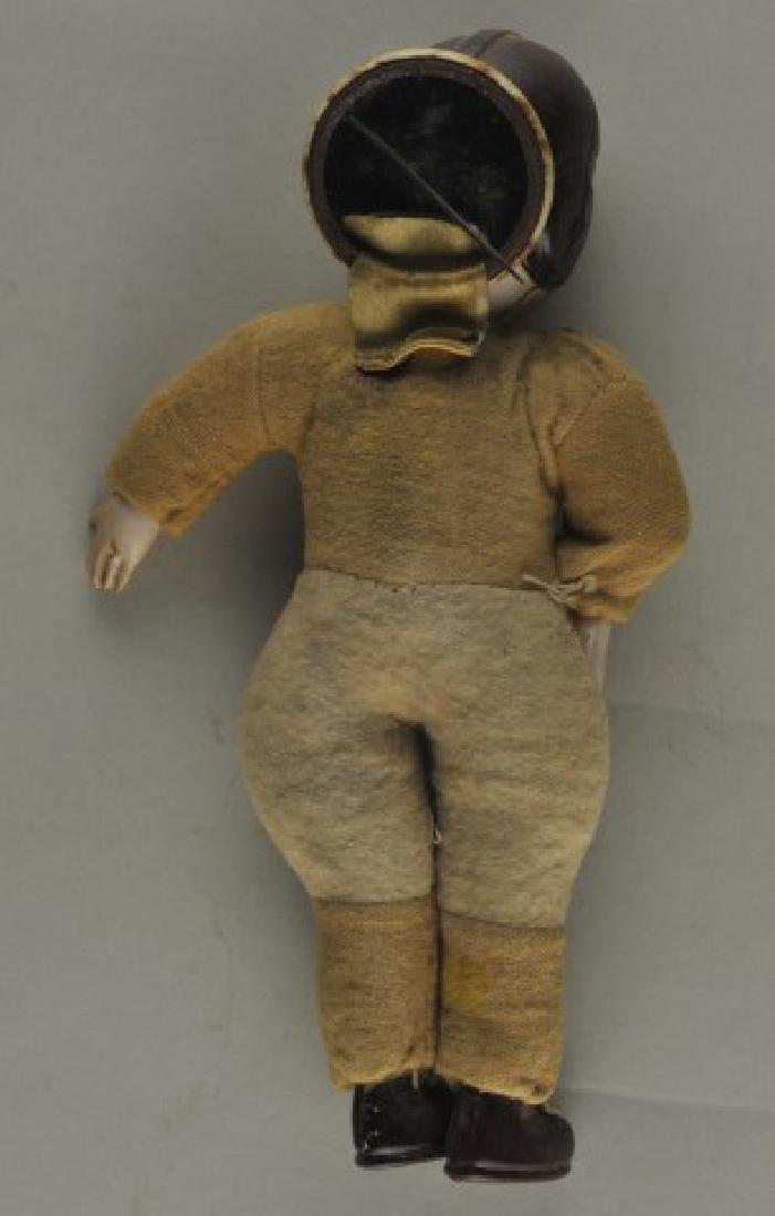 Vintage Georgia Tech Doll w/ Pin - 3