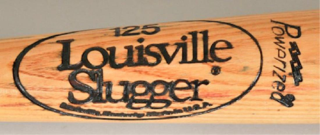 PSA -Authenticated Carlton Fisk Game Used Bat - 4