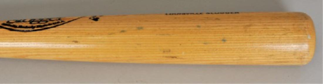 PSA -Authenticated Carlton Fisk Game Used Bat - 6