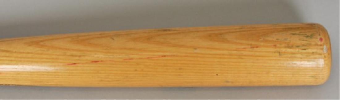 PSA -Authenticated Carlton Fisk Game Used Bat - 7