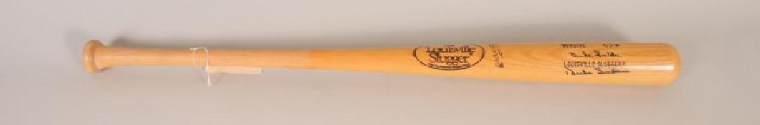 Signed Duke Snider Bat