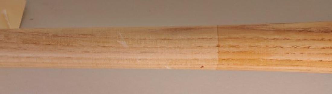 Signed Tom Glavine Game Used Bat - 7