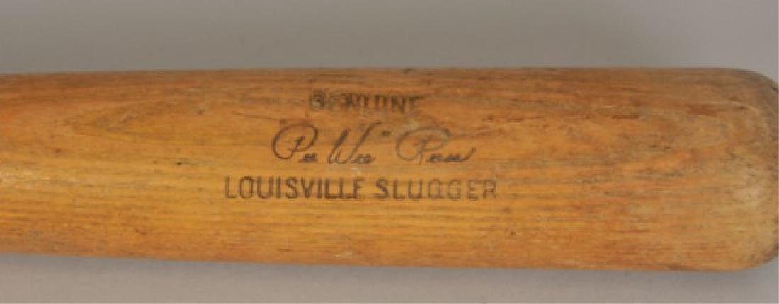 PSA -Authenticated Pee Wee Reese Game Used Bat - 2