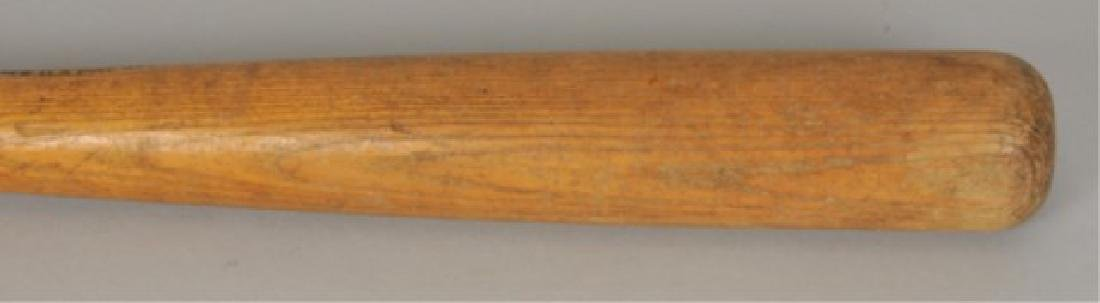 PSA -Authenticated Pee Wee Reese Game Used Bat - 4