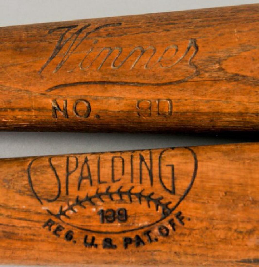 Four Vintage Bats - 5