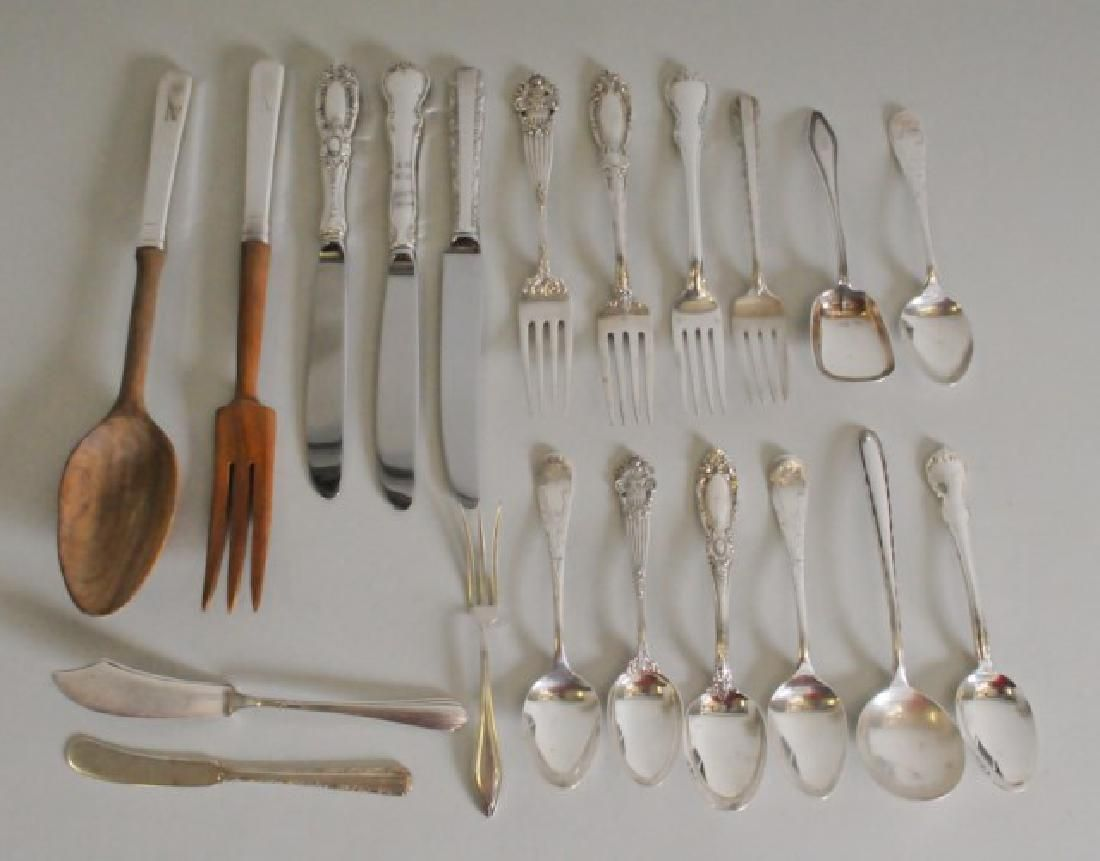 Assorted Towle Sterling Silver Flatware