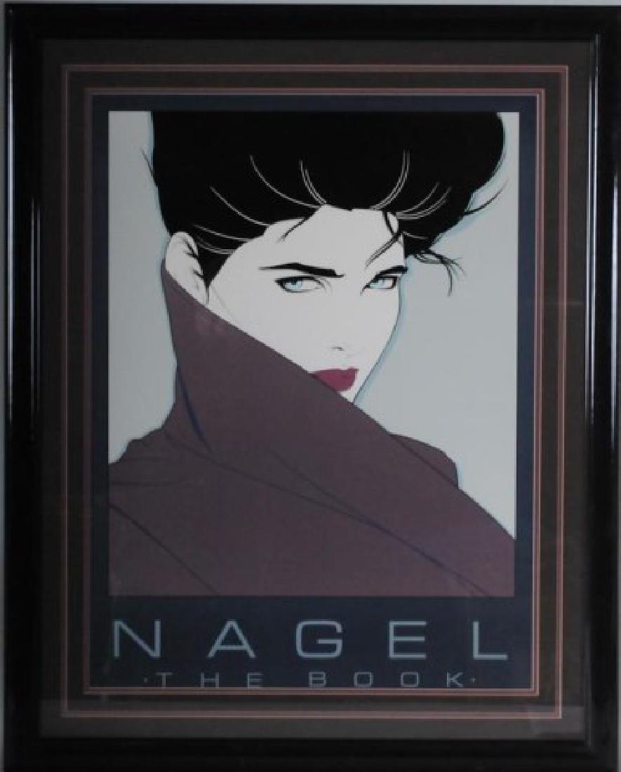 Patrick Nagel Serigraph