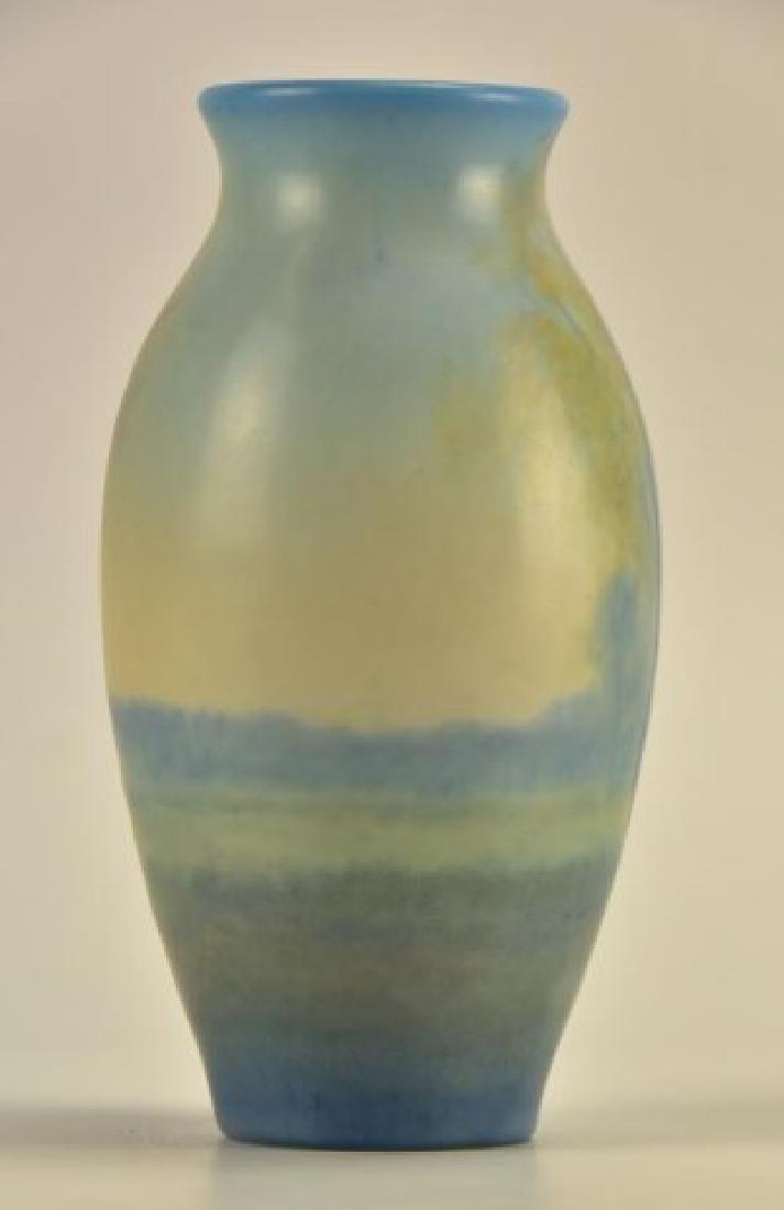 Rookwood Scenic Vellum Vase, Edward Diers - 2
